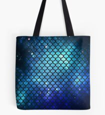 Mermaid Tail Tote Bag