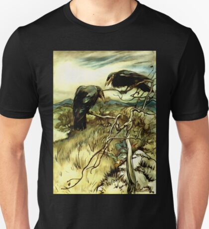 The Two Crows T-Shirt