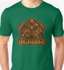 Kokiri Forest Scrubs - Team Zelda T-Shirt