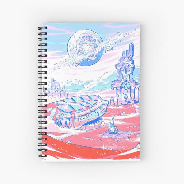 Crystal Shark Spiral Notebook
