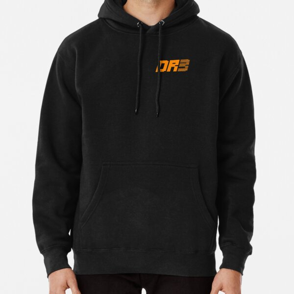 DR 3 Pullover Hoodie