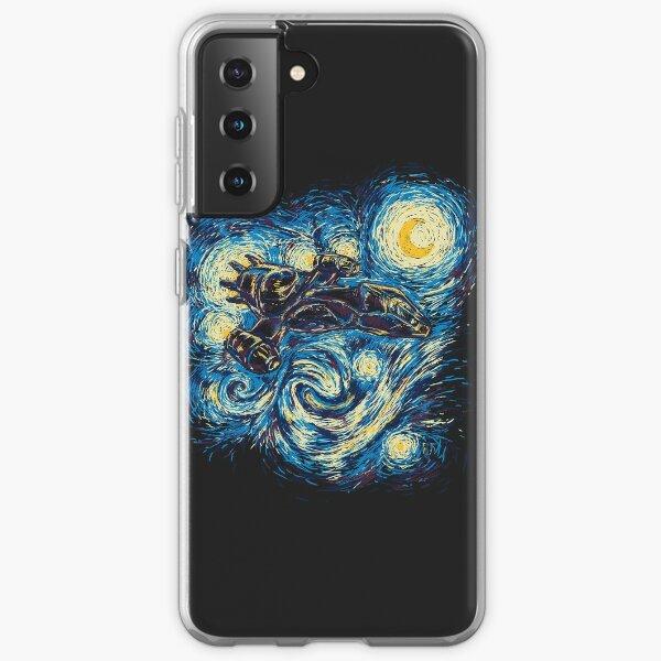 Starry Flight Samsung Galaxy Soft Case