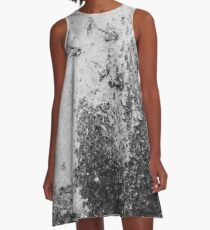 Earth Sweat Design (Noir Color) A-Line Dress