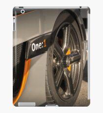 Koenigsegg One:1  iPad Case/Skin