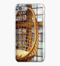 EJK - Rocking Window Chair iPhone Case/Skin