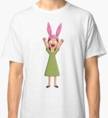 Louise Belcher Light Pattern Purple Classic T-Shirt