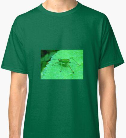Green Bush Cricket Classic T-Shirt