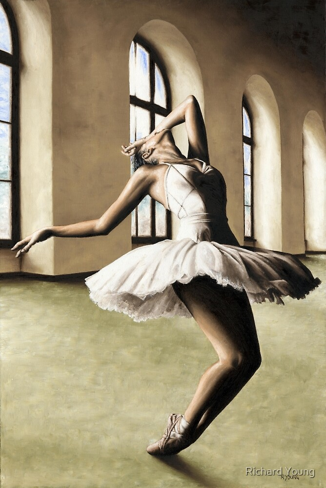Halcyon Ballerina by Richard Young