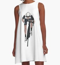 Mark Cavendish A-Line Dress