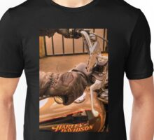 Harley Davidson Motorbike Unisex T-Shirt