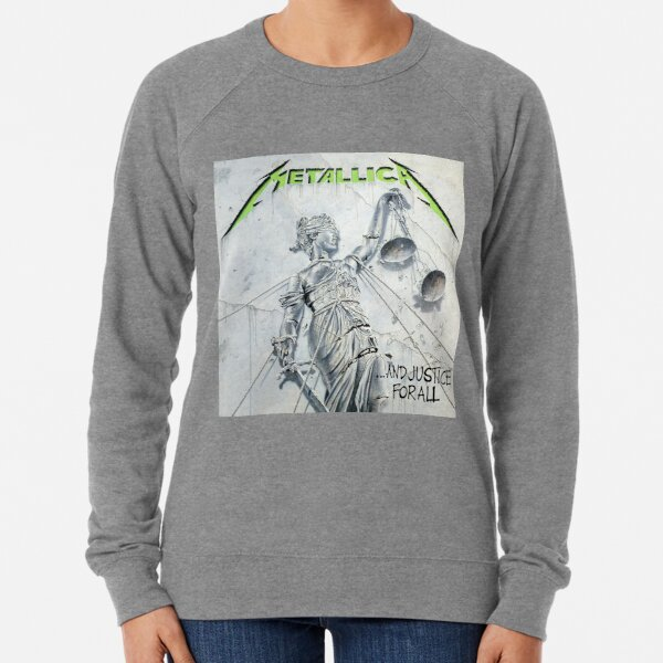 And Justice for All 1 (HQ) Lightweight Sweatshirt