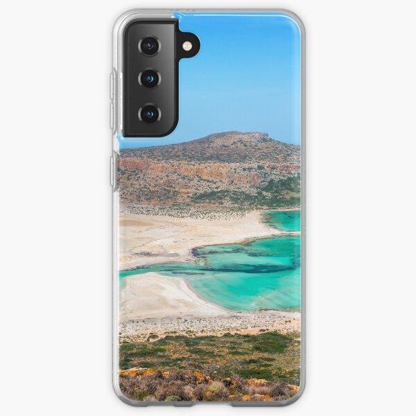Balos beach, Crete Samsung Galaxy Soft Case