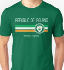 Euro 2016 Football - Republic of Ireland (Home Green) T-Shirt