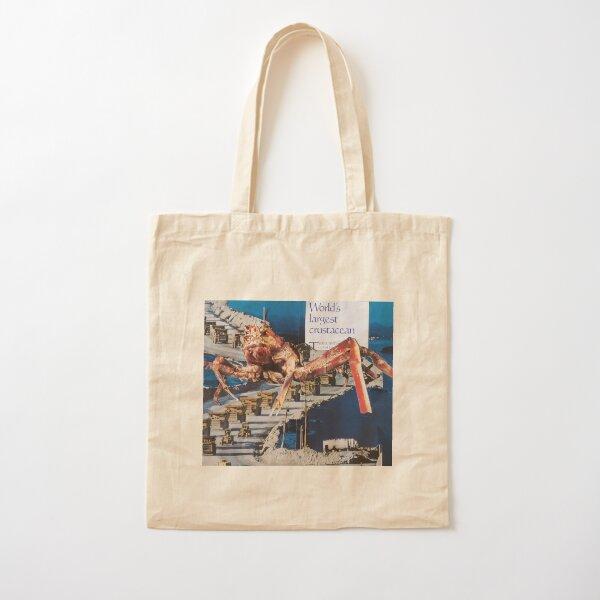 world's largest crustacean Cotton Tote Bag