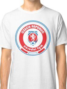 Euro 2016 Football - Team Czech Republic Classic T-Shirt
