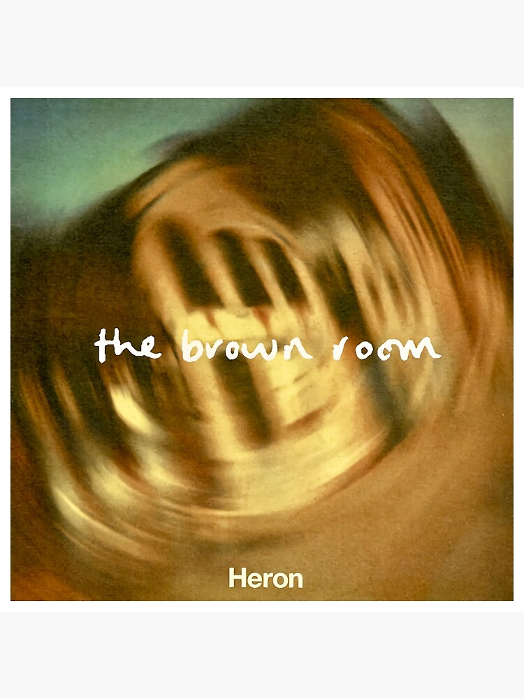 The Brown Room - Artwork by crackedanalogue