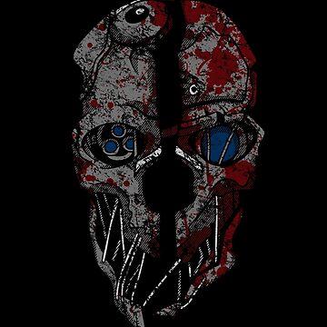 The mask returns! by FatLizardStudio