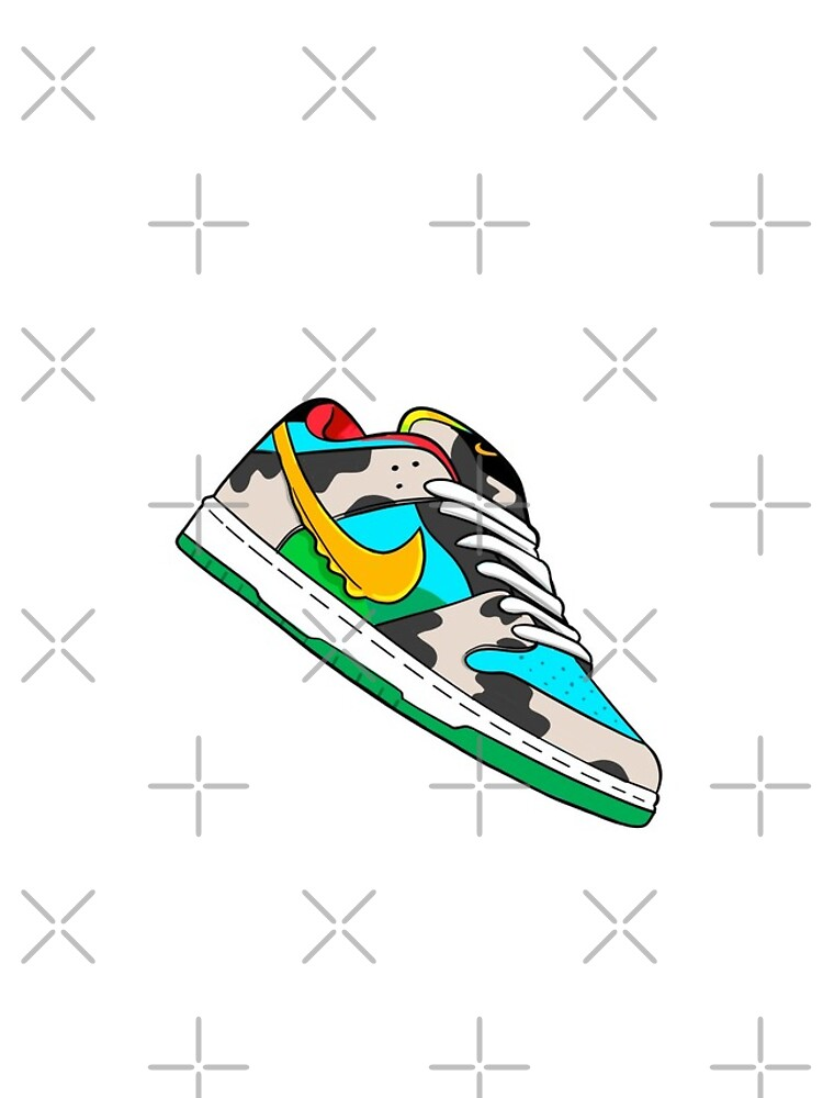 Chunky Dunky SB Dunk Graphic  by Cadmium-red