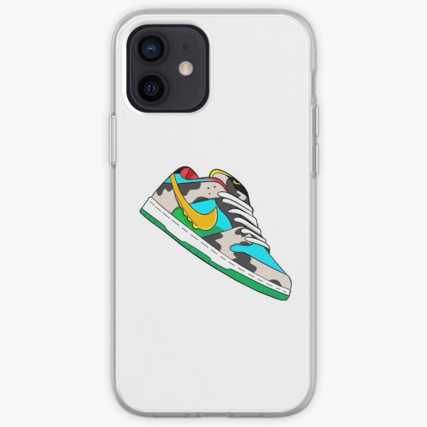 Chunky Dunky SB Dunk Graphic  iPhone Soft Case