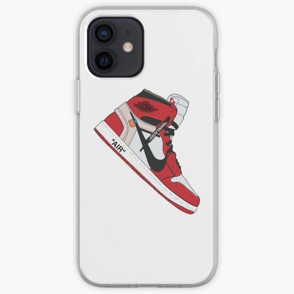 Retro High Off White OG Chicago iPhone Soft Case