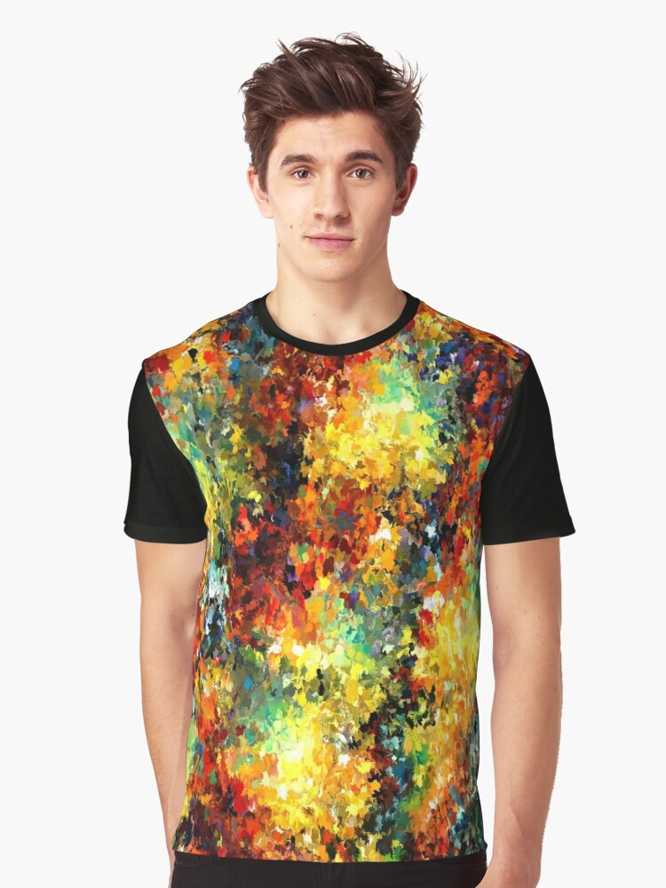 modern composition 02 by rafi talby Graphic T-Shirt Front