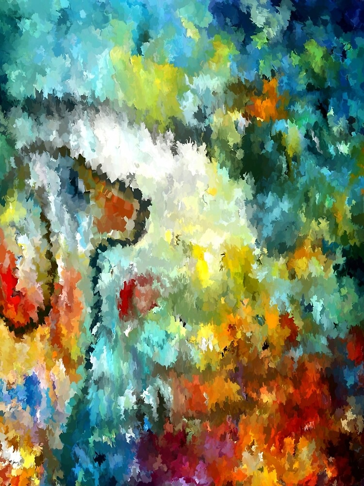 modern composition 04 by rafi talby by RAFITALBY