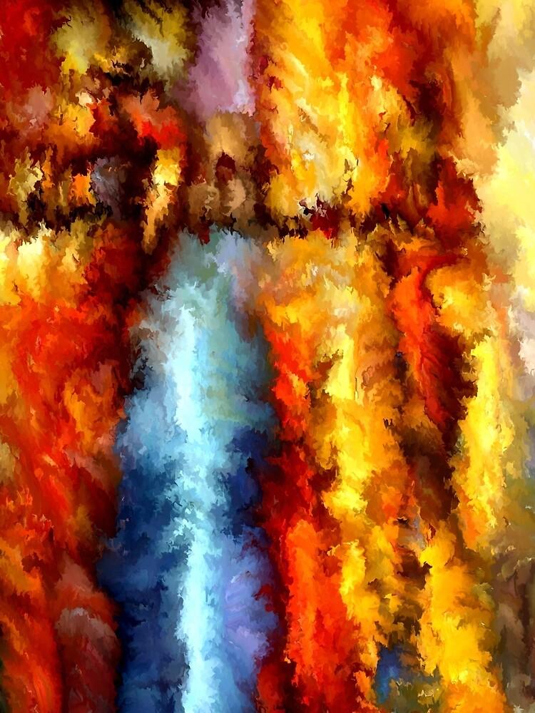 modern composition 05 by rafi talby by RAFITALBY