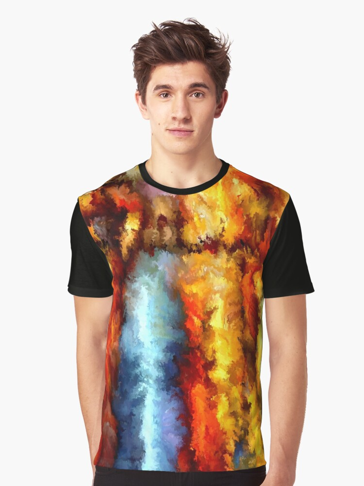 modern composition 05 by rafi talby Graphic T-Shirt Front