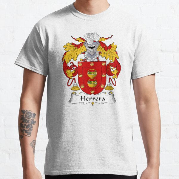 Herrera Coat of Arms/Family Crest Classic T-Shirt