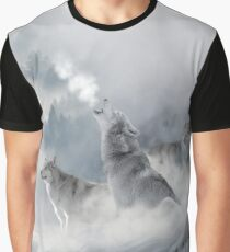 The Call of Winter Graphic T-Shirt