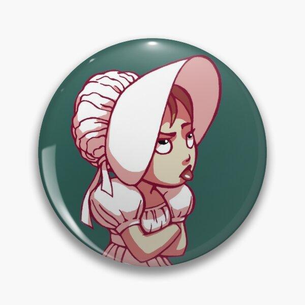 Barefoot Bonnet CHARLIE Pin