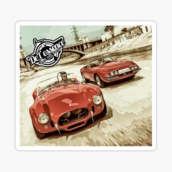 V8 & V12 Sticker