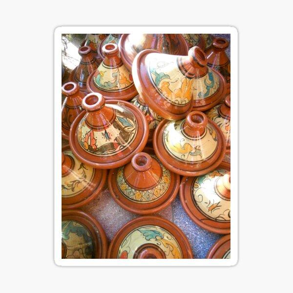 Moroccan Tagines Sticker