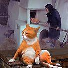 Awaiting A Meat Pie by Igor Zenin