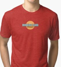 Bainbridge Island. Tri-blend T-Shirt