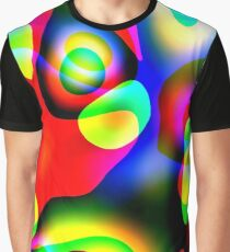 Psychedelic /  Available in most products . Graphic T-Shirt