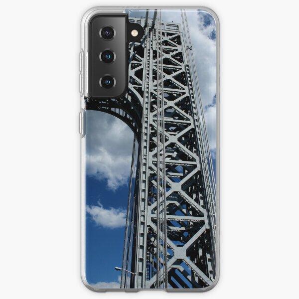 George Washington Bridge, NYC 6/30/16 Samsung Galaxy Soft Case