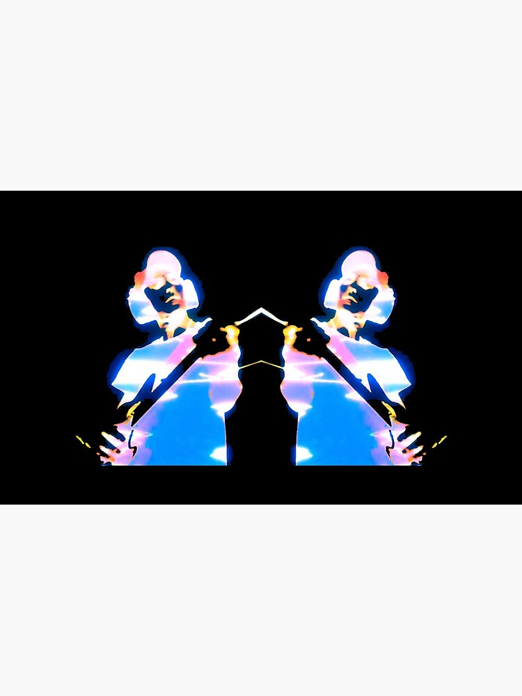 Heron - Neon Romance by crackedanalogue