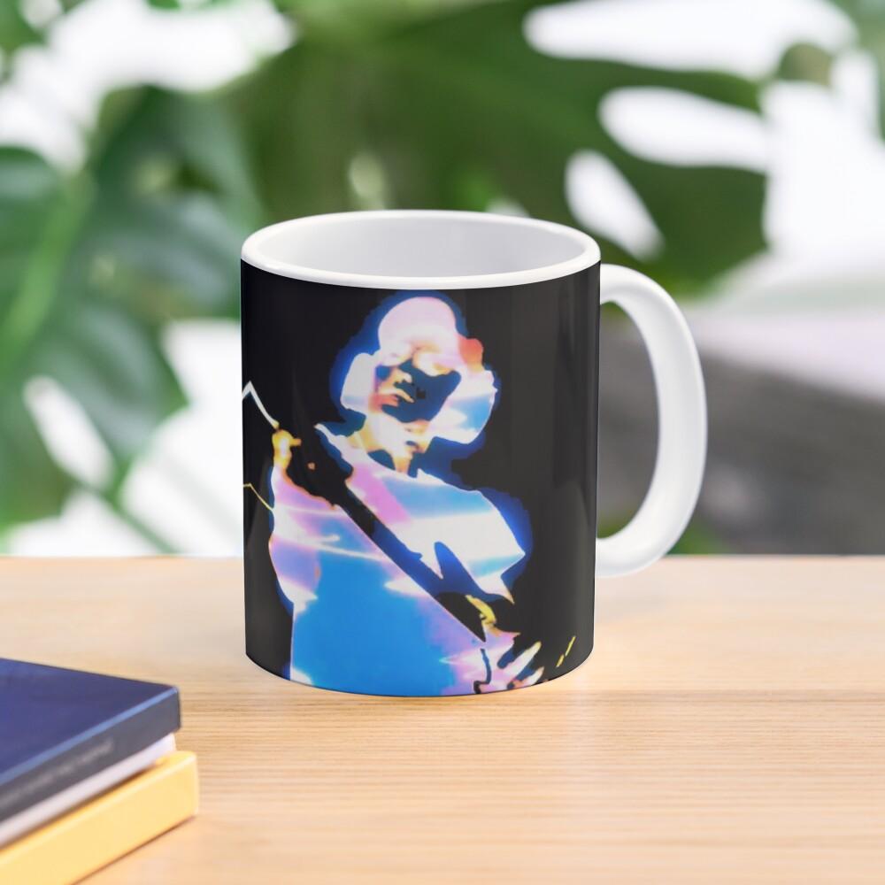 Heron - Neon Romance Mug