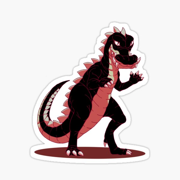 Gorgo Sticker