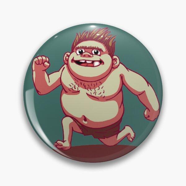 Ogg The Trollboy Pin