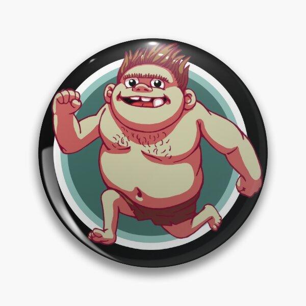 Ogg The Trollboy2 Pin