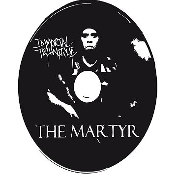 The Martyr - Immortal Technique by orion4242