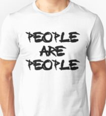People Are People - Depeche Mode Unisex T-Shirt