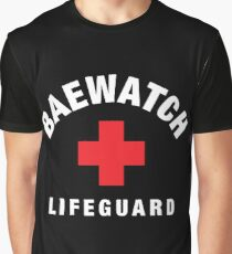 Baewatch Lifeguard Graphic T-Shirt