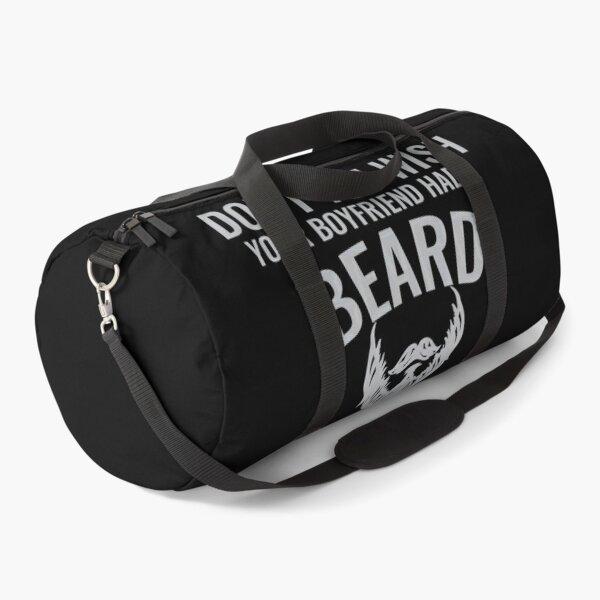 Bearded Man T-shirt, Proud To Be bearded Duffle Bag