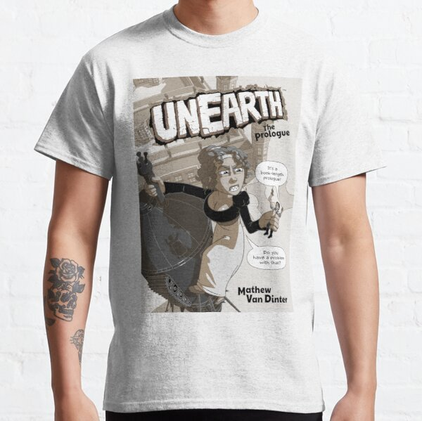 UNEARTH Cover Art Classic T-Shirt