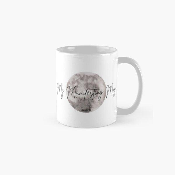 Manifest It! My Manifesting Mug Moon Classic Mug