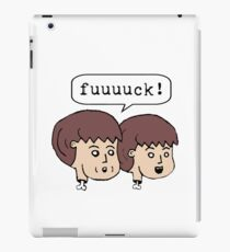 fuuuuck! iPad Case/Skin