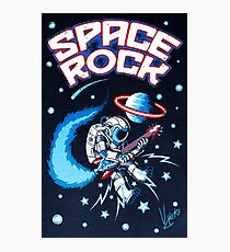 Space Rock Photographic Print